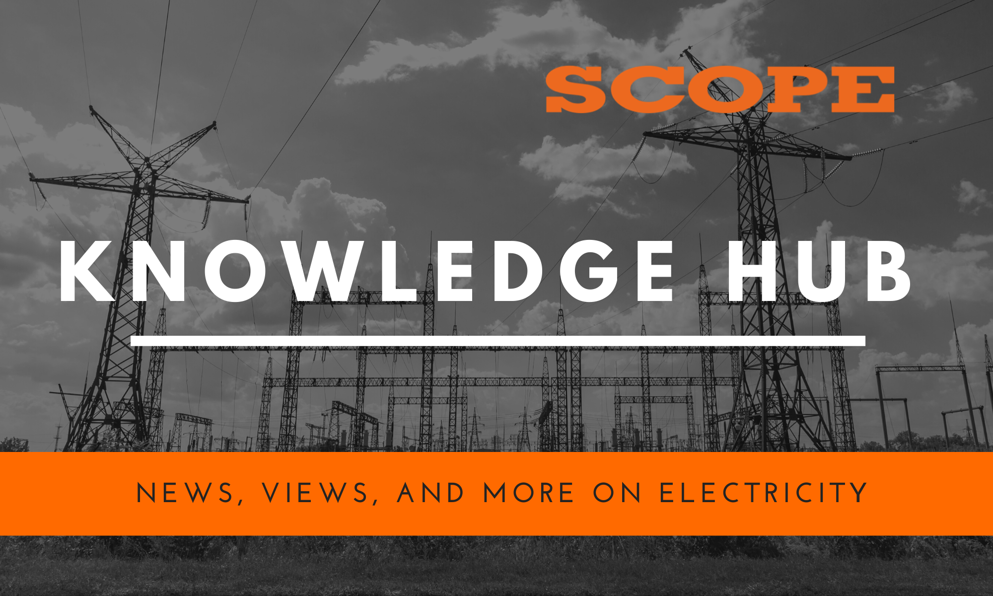 SCOPE Corporate Blog